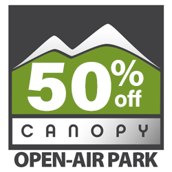50% off Open-Air Park