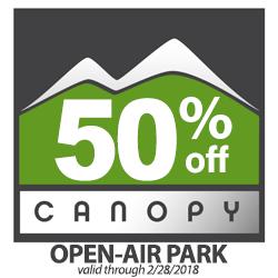 canopy denver airport parking coupon