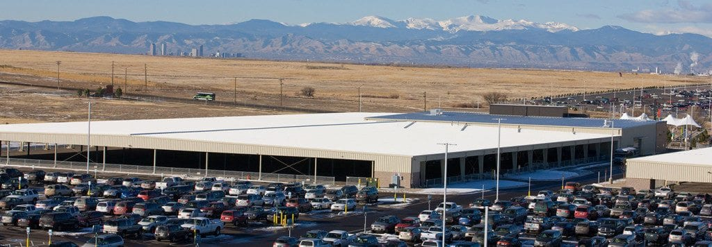 Canopy Parking & Canopy Airport Parking Meets Expanded Denver International Airport ...