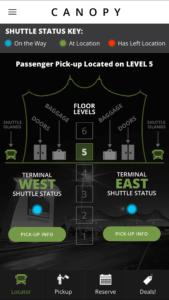parking app & Canopy Airport Parking Announces New Mobile App | Canopy Airport Parking