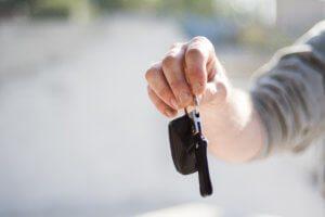 hand off keys